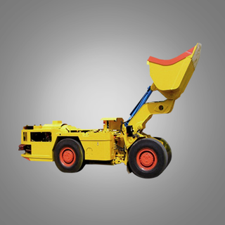 Electrical Load Haul Dumper