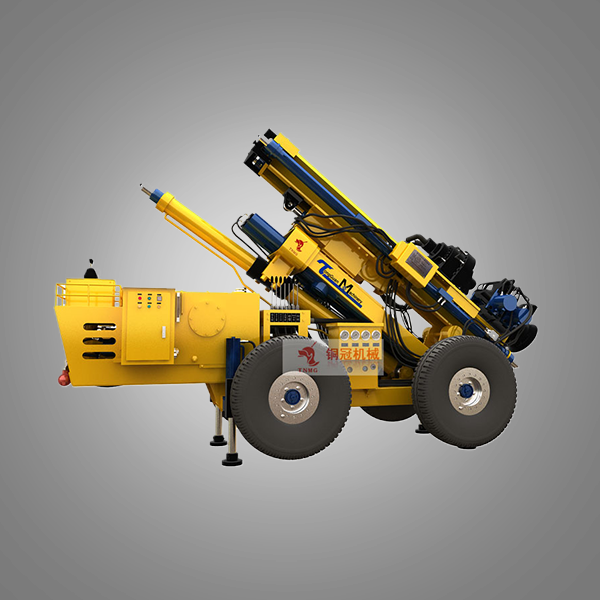 High-Pressure Ring Submersible Drilling Rig